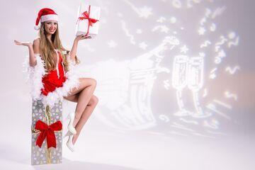 Boże Narodzenie. Marta i kolędnicy