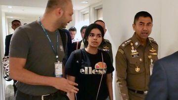 Tajlandia: 18-letnia Saudyjka uciekła przed aranżowanym małżeństwiem - przedruk z Onetu.