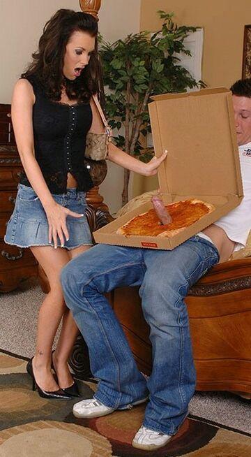 Pizza - moja fantazja