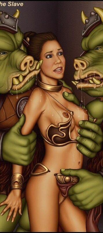 Gwiezdne wojny - potwory z Gamorr