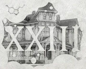 Nawiedzona Rezydencja (XXIII)