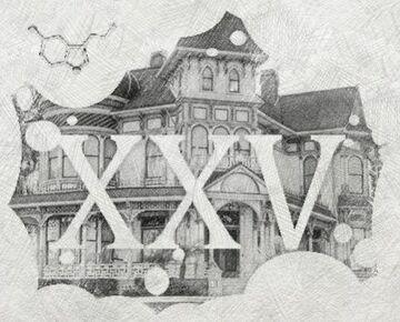 Nawiedzona Rezydencja (XXV)