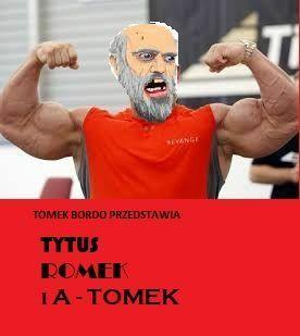 Tytus, Romek i A - Tomek