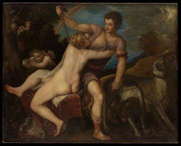 Erotyczna etiuda w pracowni...