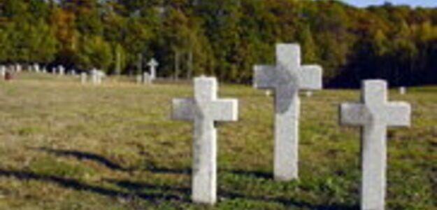 Ponury rekord: uczestniczył w 2 tys. pogrzebów