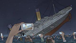 Zbudują nowego Titanica. On też uderzy w górę lodową