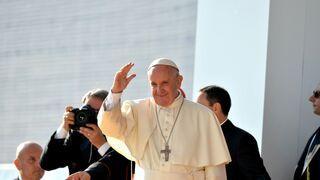 Papież Franciszek znów zaskakuje