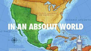 Producent wódki przeprasza za mapę z przesuniętymi granicami