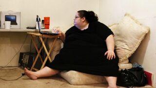 Amerykanka zabiega o sławę najgrubszej kobiety