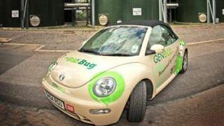 Powstał pierwszy na świecie samochód napędzany ludzkim kałem