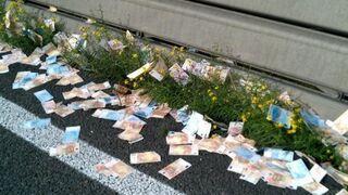 Autostrada zasypana pieniędzmi, powstał chaos