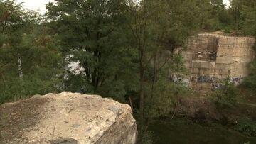 Ukradł 40-tonowy wiadukt. Złapali go dopiero, jak rozbierał drugi