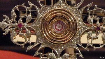 Kolonia: Skradziono relikwię Jana Pawła II