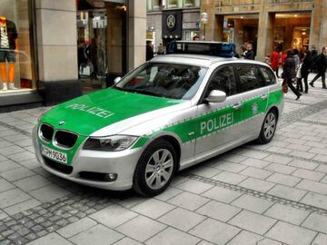 Niemiecka policja ściga islamistów