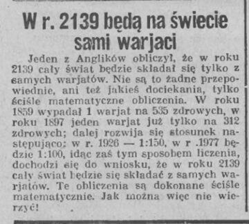 Warjackie fake newsy