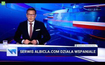 """Klon Facebooka """"Albicla"""""""