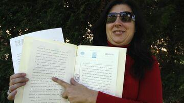 Angeles Duran z Hiszpanii twierdzi, że Słońce należy do niej