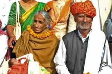 Najstarsza matka świata? 70-latka urodziła dziecko