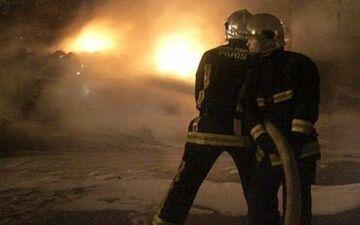 Strażak podpalił remizę!