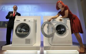 """""""To pralki wyemancypowały kobiety"""""""