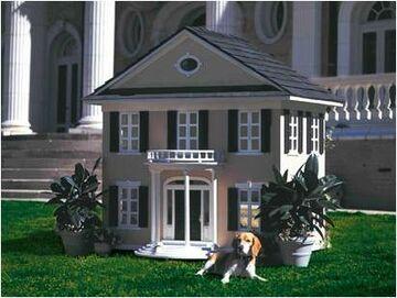 Luksusowe budy dla psów