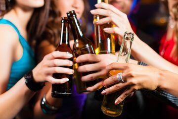Alkohol na imprezie parafialnej