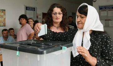 160-letni Albańczycy wzywani do głosowania