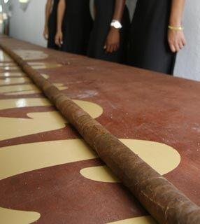 Najdłuższe cygaro świata ma 45 metrów