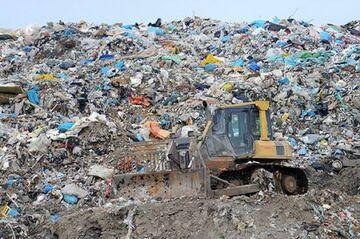 Przejrzeli 10 ton śmieci w poszukiwaniu obrączki