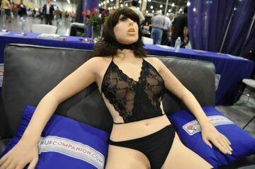 Pierwszy na świecie seks-robot