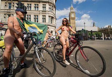 Golasy na rowerach