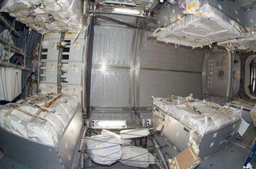 Awaria toalety na stacji kosmicznej