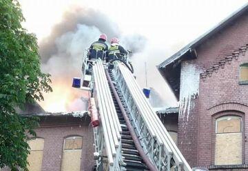 Spaliła trzy mieszkania, bo robiła placki ziemniaczan