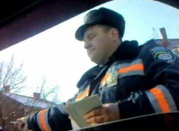 Rosjanin odgryzł palec ukraińskiemu milicjantowi