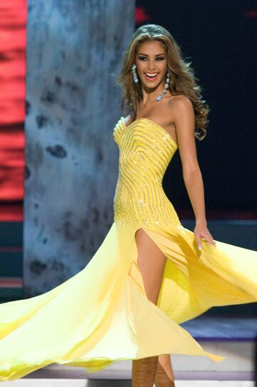 Miss Universe 2008: Najpiękniejsza Miss Wenezueli!