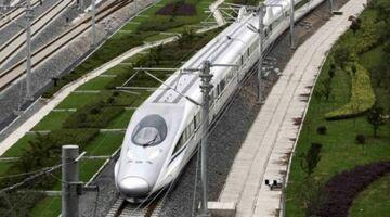 Chiński superpociąg pobił rekord prędkości