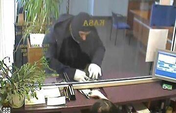 Co drugi dzień napadano na banki! Nie uwierzysz gdzie!