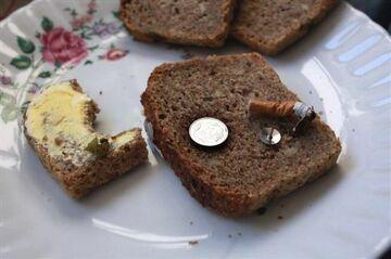 Chleb mógł ją zabić!