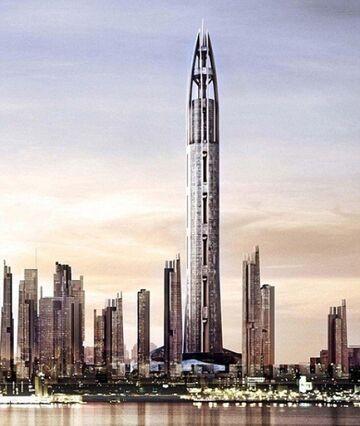 To będzie najwyższy budynek świata