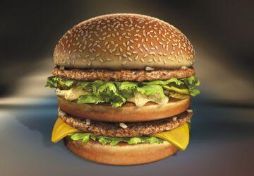 Rekordzista zjadł 25 tysięcy hamburgerów
