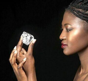 Największy na świecie diament