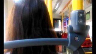 Banderowiec obraza Polaków w tramwaju
