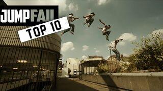 Top 10 - Jump Fails