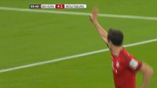5 bramek Roberta Lewandowskiego w 9 minut