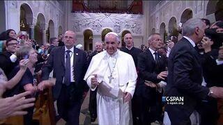 Gdyby papież był mistrzem wagi ciężkiej...