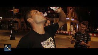 Alkohol vs Dziewczyny - Sonda uliczna