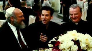 Dowcip o księdzu i rabinie na weselu
