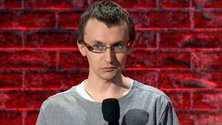 Niepełnosprawny Jacek Noch w stand-up