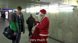 Bad Santa - Special gift