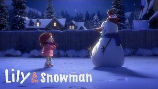 Lily i Bałwan - świetna świąteczna animacja
